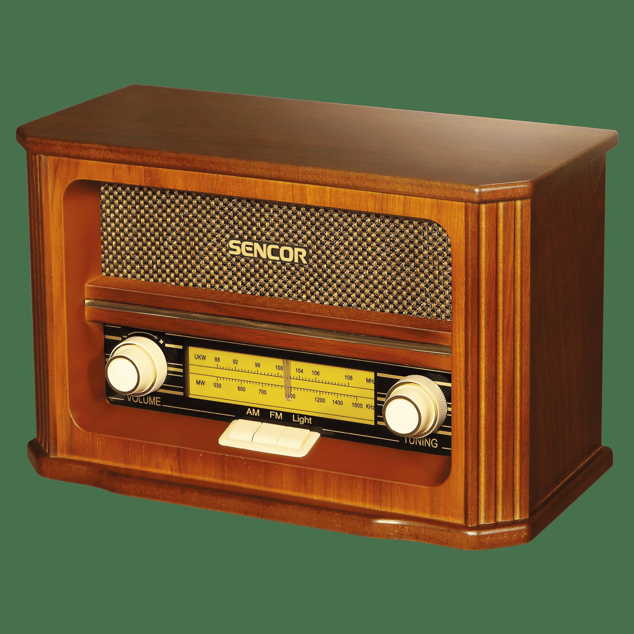 Retro rádio SENCOR