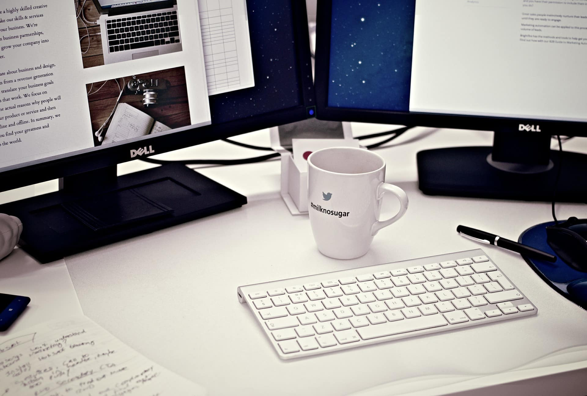 Káva v práci
