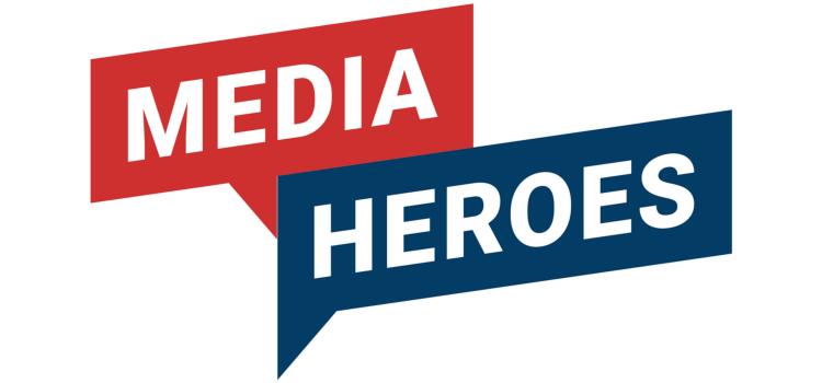 Media Heroes, logo