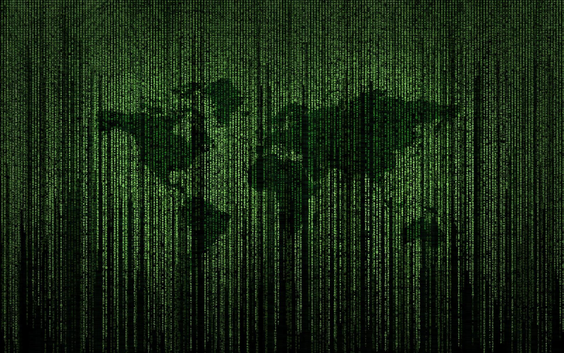 Matrix ve světě