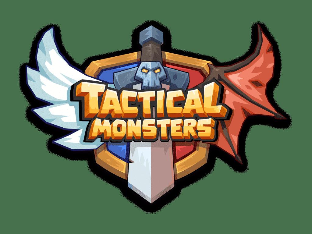 Tactical Monsters Rumble Arena, logo
