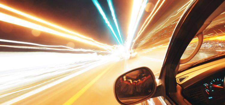 auto, zrychlení