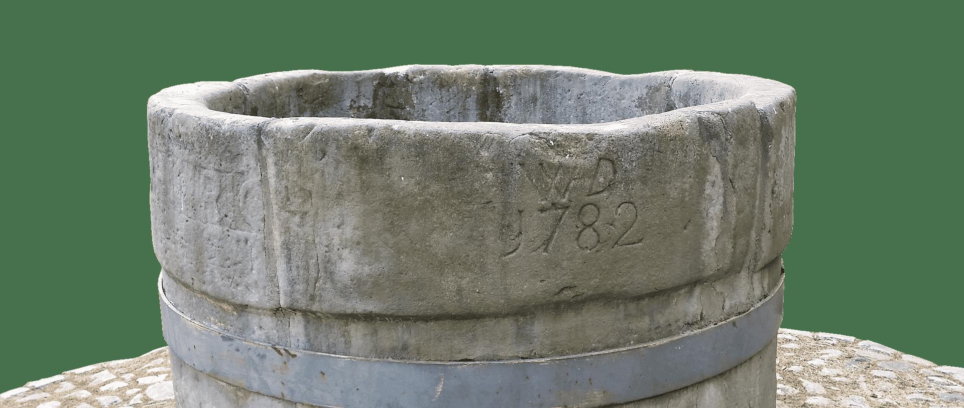 Kamenné vědro