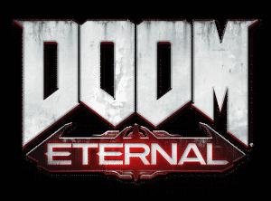 DOOM ETERNAL,logo