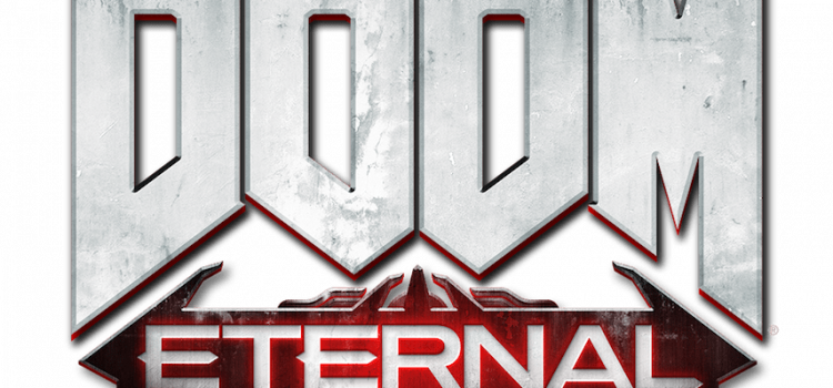 DOOM ETERNAL,logo