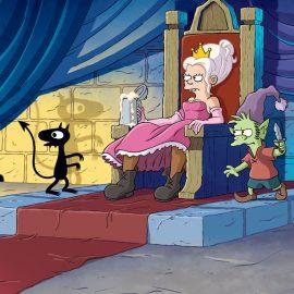 Disenchantment jako Simpsonovi ve fantasy? Potenciál tam je.