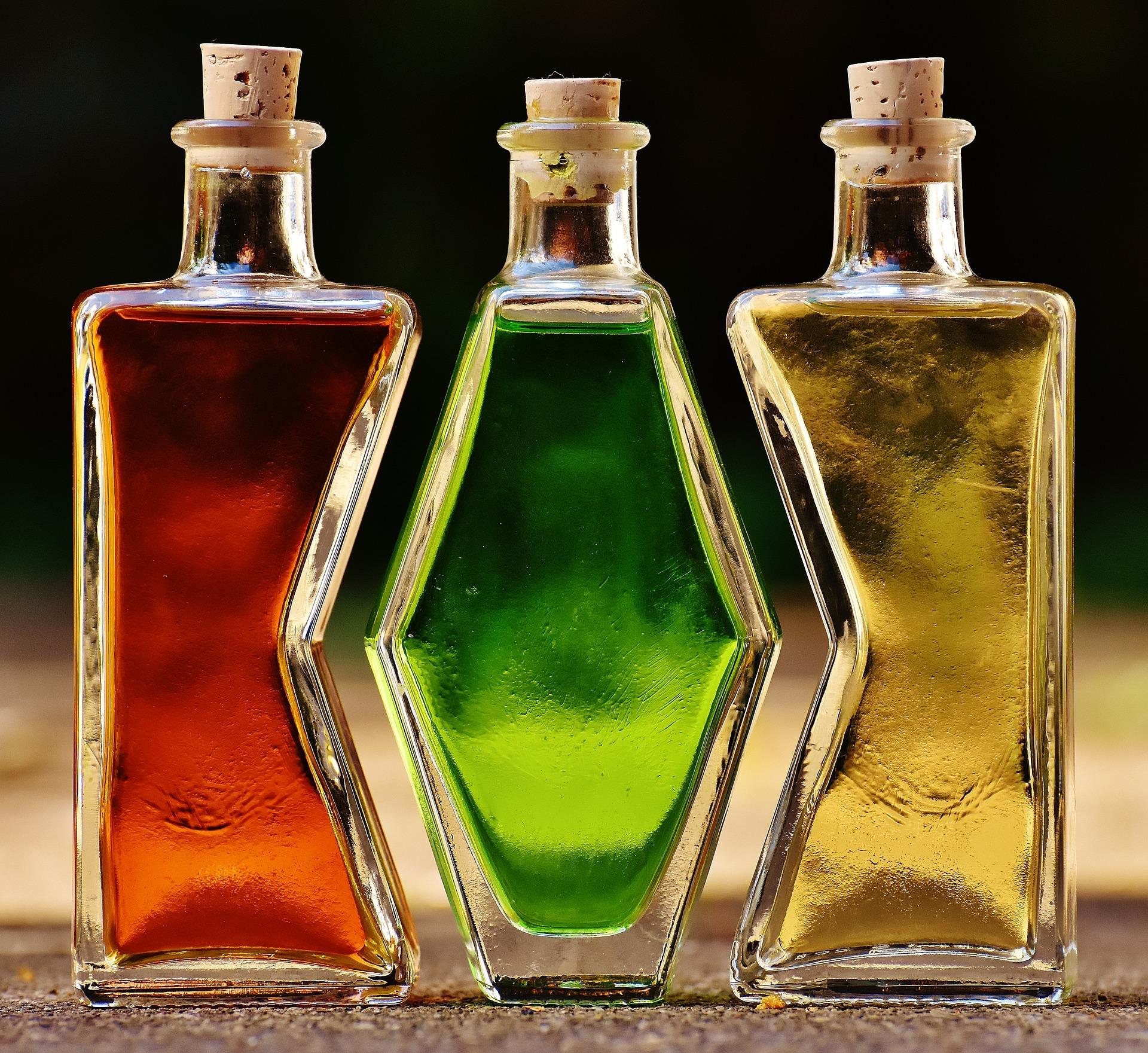 Spárované lahve