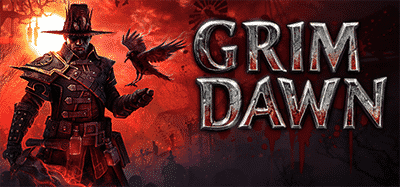 Grim Dawn, logo