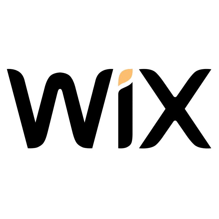 Wix, logo, čtverec