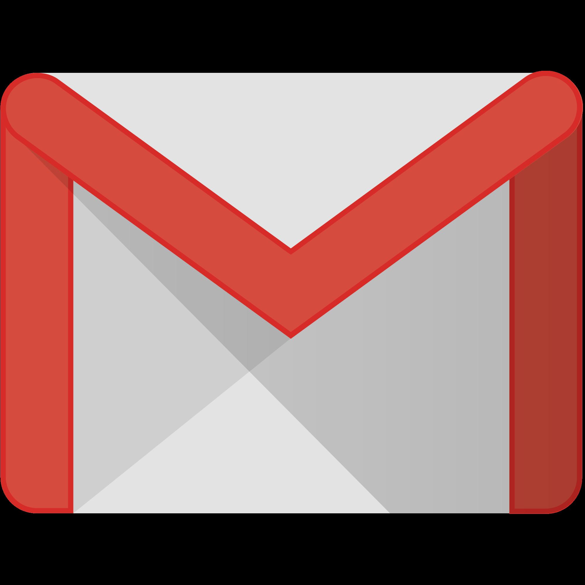 Gmail, logo, čtverec