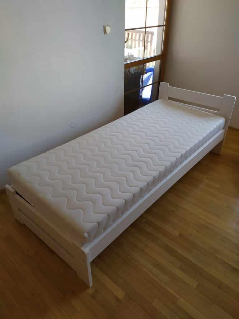 Postel Heureka s matrací