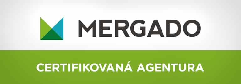 Jsem držitelem certifikace Mergado