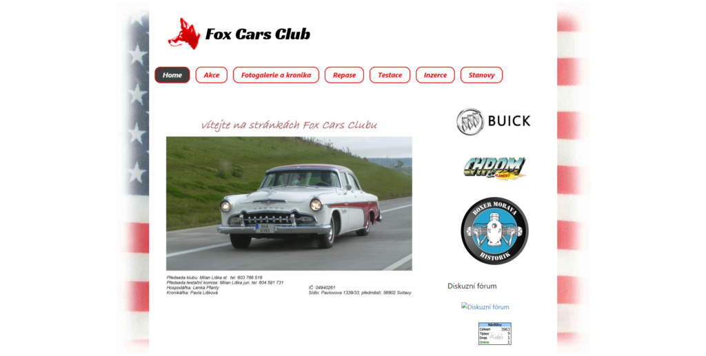 Fox Cars Club