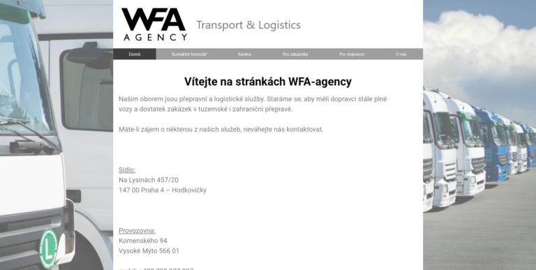 WFA-agency