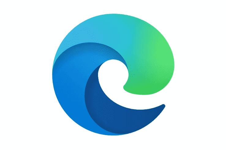 Microsoft Edge, Logo