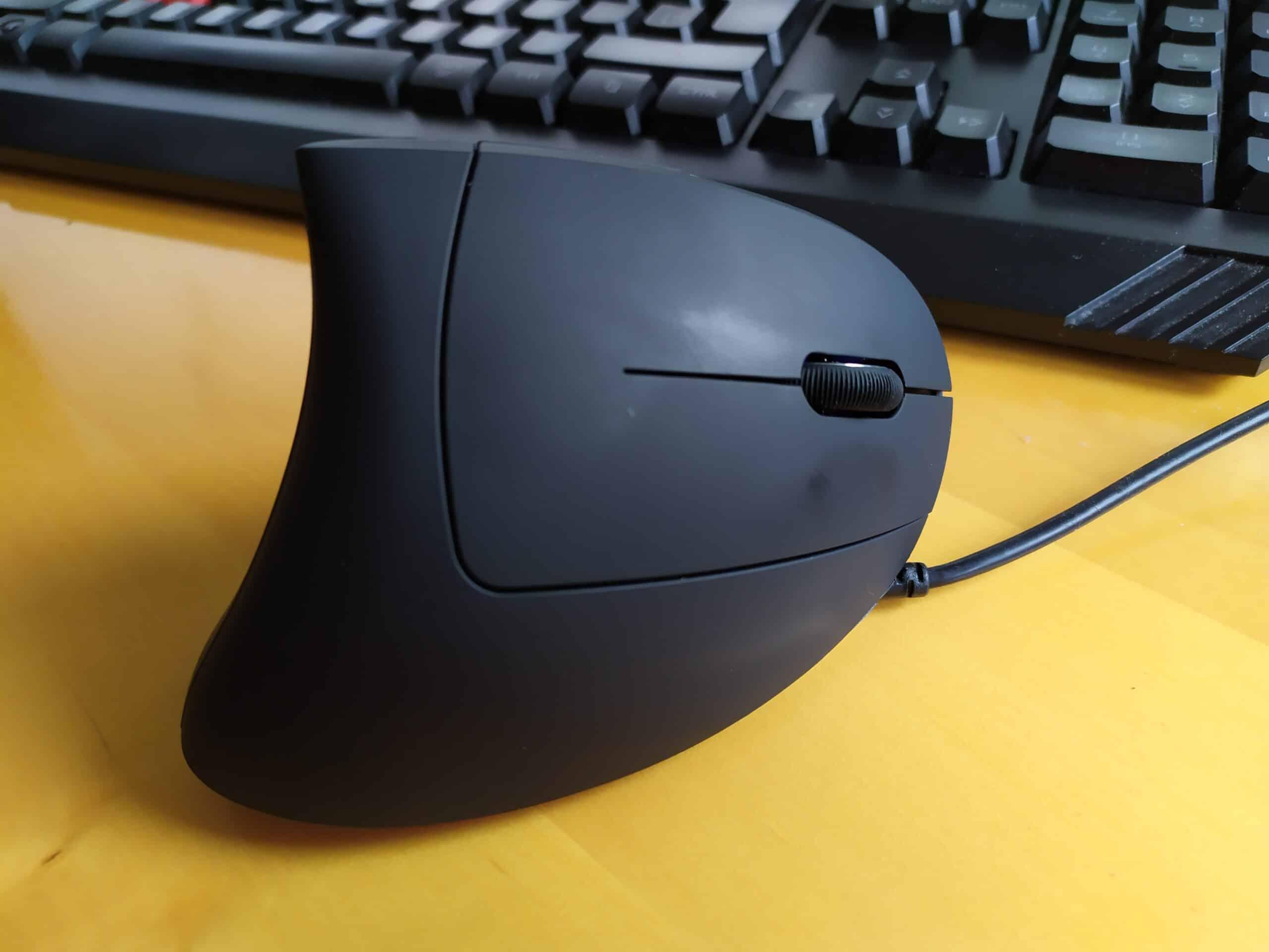 Počítačová Myš Trust Verto Ergonomic, Tlačítka