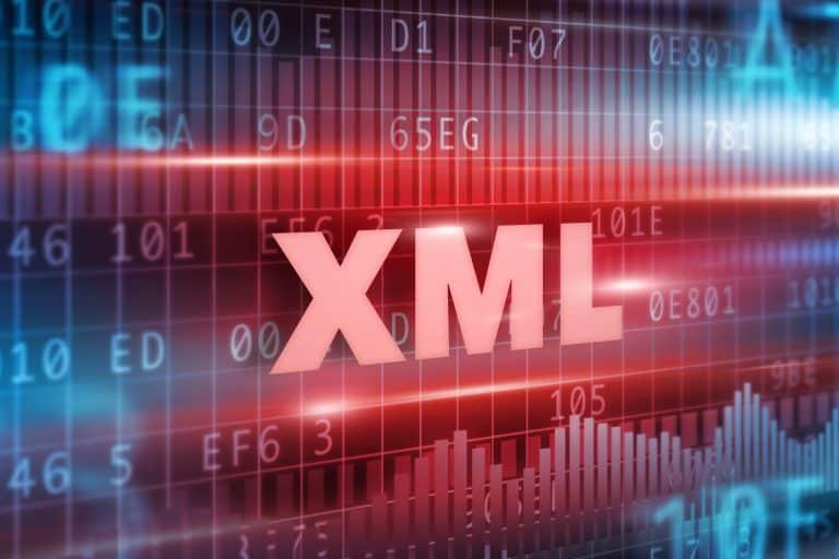 Pojem XML