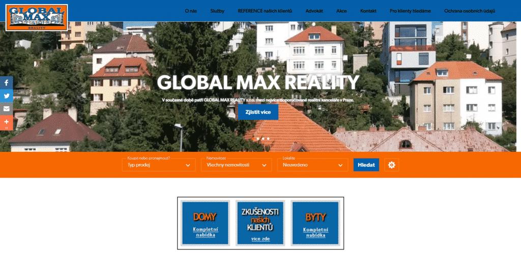 GLOBAL MAX REALITY s.r.o.