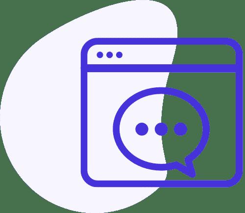 Ikona komunikačního okna