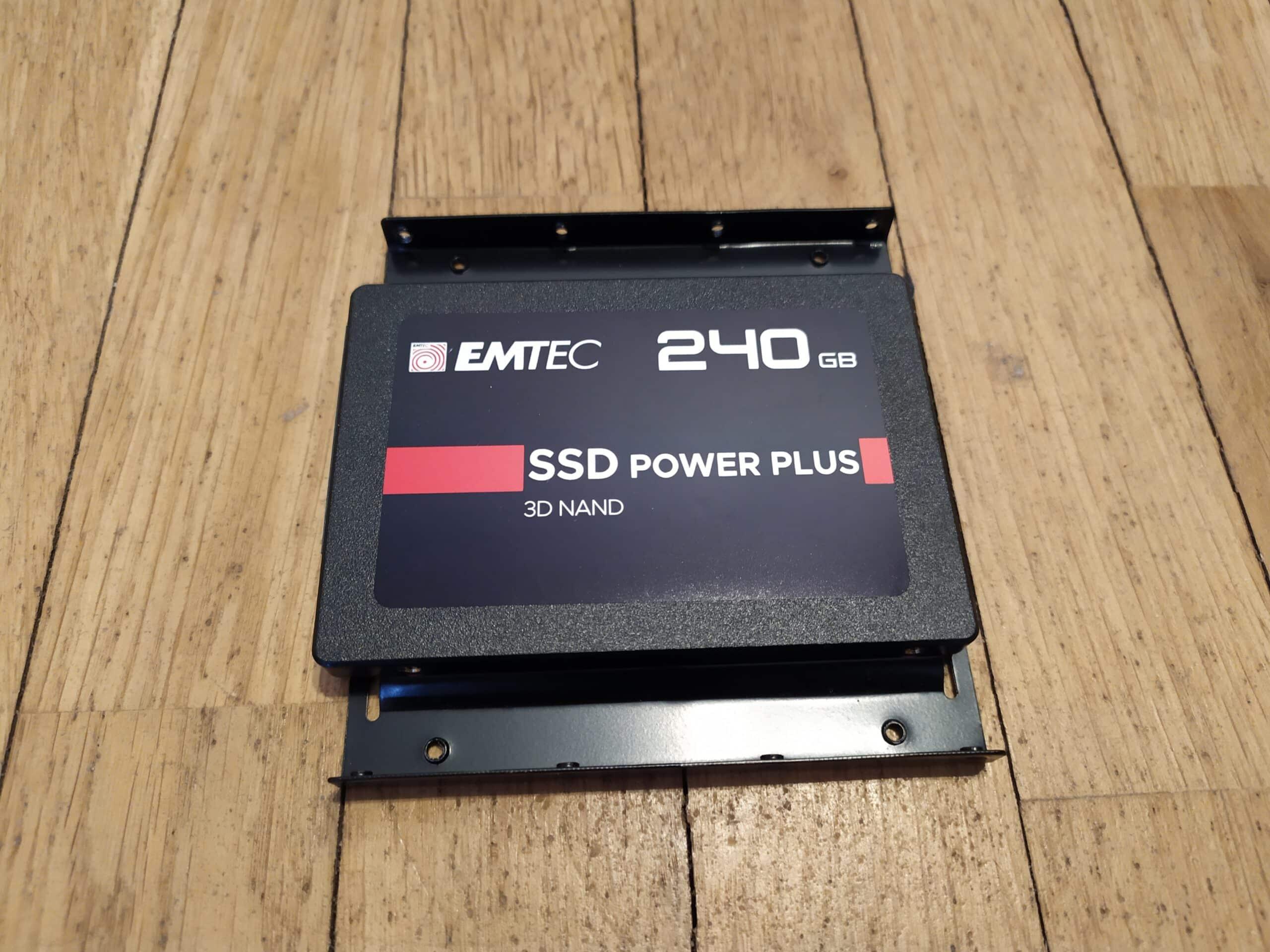 EMTEC SSD Power Plus 3D NAND 240 GB