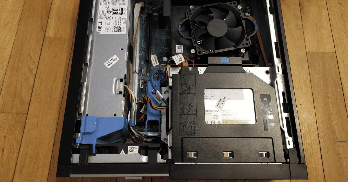 Vnitřek PC DELL Optiplex 3020 SFF, 1200x628